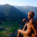 Mirador del Collet de Montaup