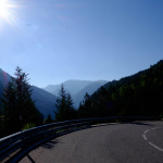 Biking to Arcalis
