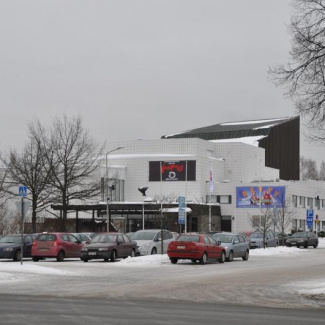 the Seinäjoki City theatre