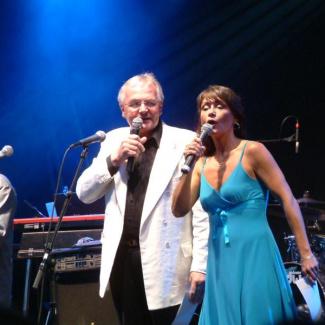 Olle Larsson & Christina Lindberg
