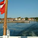 færgen fra Simrishamn