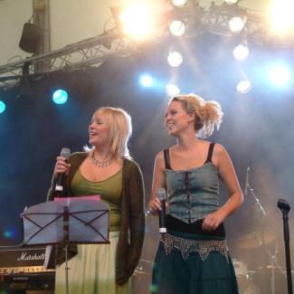 Helene Rask & Maja Gullstrand
