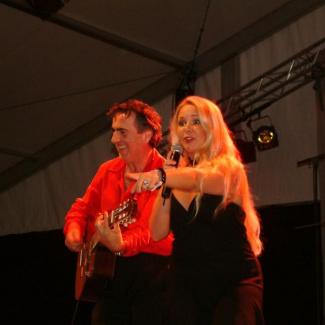 Eddie Oliva & Jenny Frei