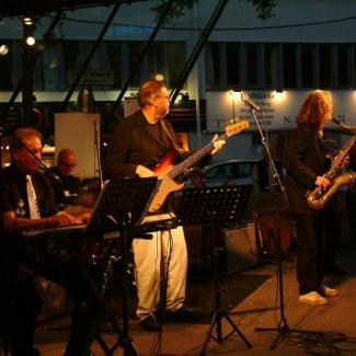 Boris Jazz'n roll band