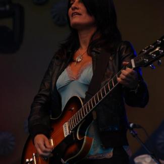 Lisa Miskovsky band