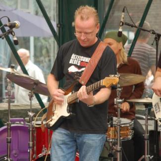 Pelle Lindbergs Band
