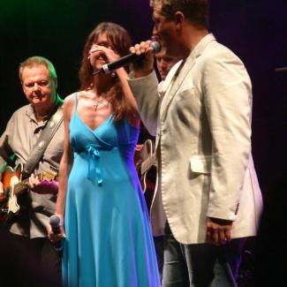 Martin Nilsson & Christina Lindberg