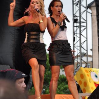Velvet & Linda Bengtzing