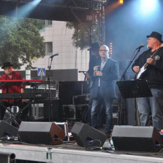 Dustman Andersons bluesrockband