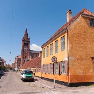 Sct Paul Kirke i Nyboder