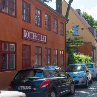Amagergade (huset fra Christianshavn)