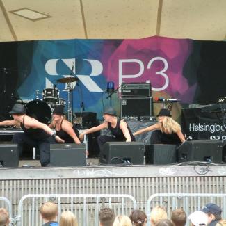 Sommartoppen på P3 live fra Grytan