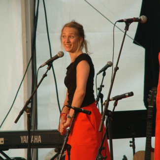 """Titta hon rör sig"" (Gunilla Poppe,Veronica Björnstrand og Sofia Janninge)"