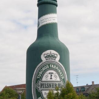 Tuburg Flasken Hellerup