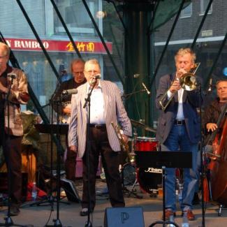 Eddie Bruhners harmony band