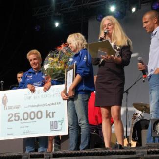 Henrik Larsson-stipendiet