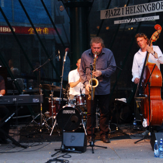 Thomas Franck kvartett