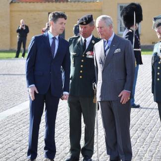 Prince Charles & Kronprins Frederik
