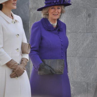 Kronprinsesse Mary & The duchess of Cornwall