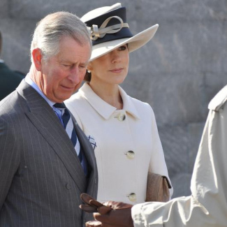 Prince Charles & Kronprinsesse Mary