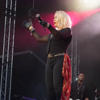 Kim Wilde & Band