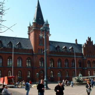 Landkrona rådhus